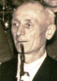 8240A Logemann, Heinrich Porträt