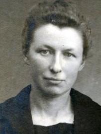 8145 Brinkmann, Adele Aufmacherbild 1920