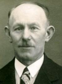 8176B Brinkmann, Friedrich Porträt