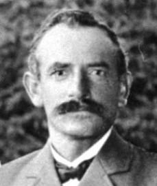 5631 größer Carl Busch Porträt um 1905