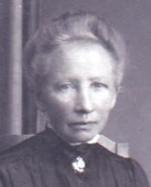 5683 Porträt Mathilde Lüers