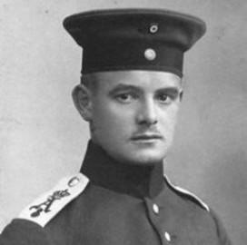 7755a Porträt 2 Adolf Busch um 1915