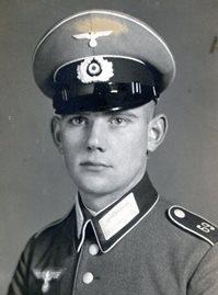 7500 IQ Stöver, Friedrich Edo Porträt Wehrmacht