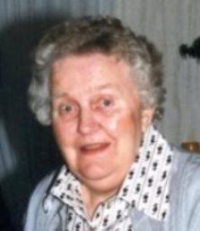 5535 größer LB Heinemann, Frieda um 1990
