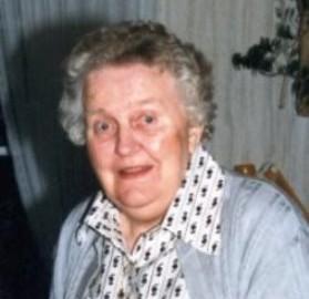 7380 noch größer LB Heinemann, Frieda um 1990