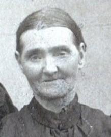 7270a Anna von Seggern (ganz rechts, mit Familie und Dienstmädchen 2. v.r.)
