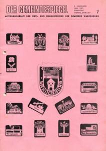 7247 Gemeindespiegel von 1973