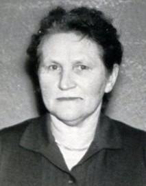 6855 um 1965 MS Tuschar, Henny Porträt vorn