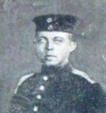 Johann Meyer Porträt kleiner