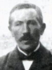 6735 kleiner MU Haverkamp, Bernhard Senior Porträt