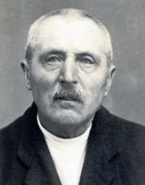 6715 kleiner MU Osterloh, Diedrich Porträt