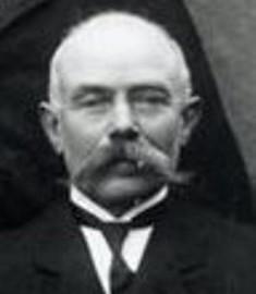 6719 um 1908 MU Schwarting, Gesine Margarethe (u.l.) mit J.Ch. Osterloh geb. Heinemann, J.D. Osterloh, E.H. Schwarting und G. Ch. Osterloh (Uhr)