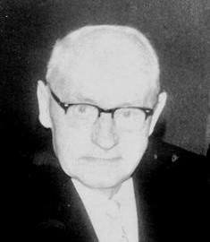 6666 Timmermann, Adolf Porträt