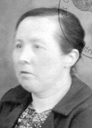 6509 noch kleiner NE Gröne, Martha Passbild 1940