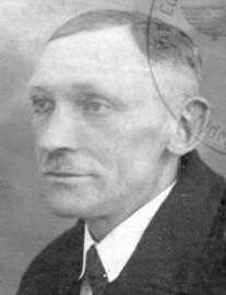 6515 kleiner NE Gröne, Friedrich Passbild 1940
