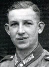 6250 Ausdruck OF Spreen, Johann um 1941