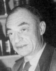 6129 kleiner ON Mehrings, Otto Porträt um 1960 neu