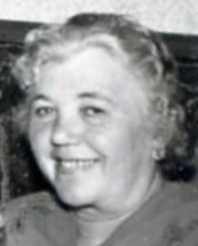 5885 QV Gramberg, Anna Wilhelmine mit Tochter Käthe um 1960