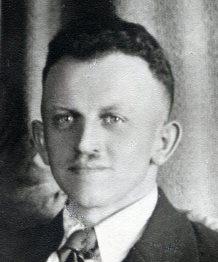 5888 QV Gramberg, Johann Porträt 1940
