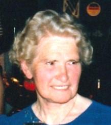 5480 Porträt Alter II B Wieting, Anna um 1986 auf einer Feier