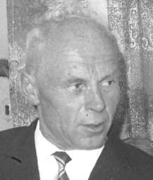 5495 Wieting, Heinrich Porträt alt mit Arbeitskollege Herbert Fliegner